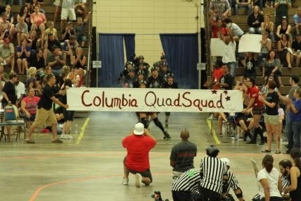 Columbia Quad Squad